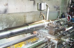Manufacturing Pump Shaft